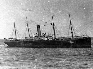 Titanic Californian