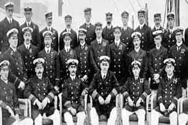 Titanic's engineers