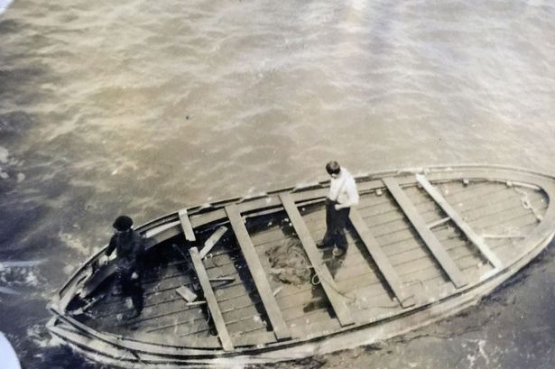 Titanic's lifeboats