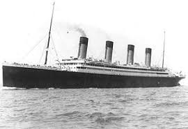Olympic titanic