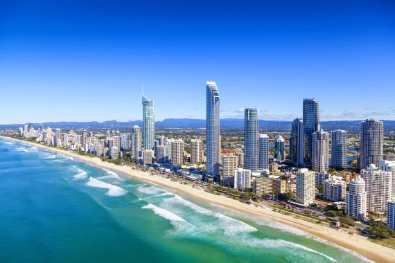 пляжи Австралии