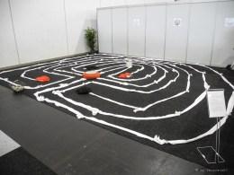 Das Labyrint.