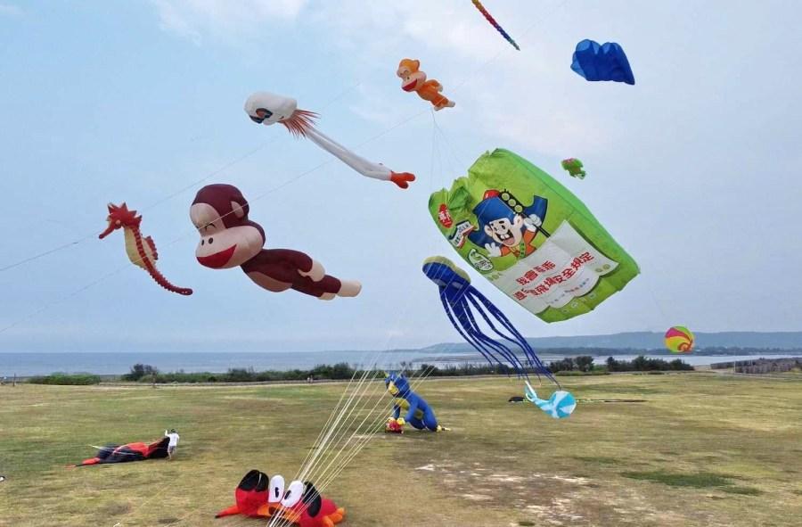 2021新竹國際風箏節9月登場!每場限300人報名網站在這看!微解風用大乖乖箏幸福!活動流程.交通及停車資訊(不斷更新)