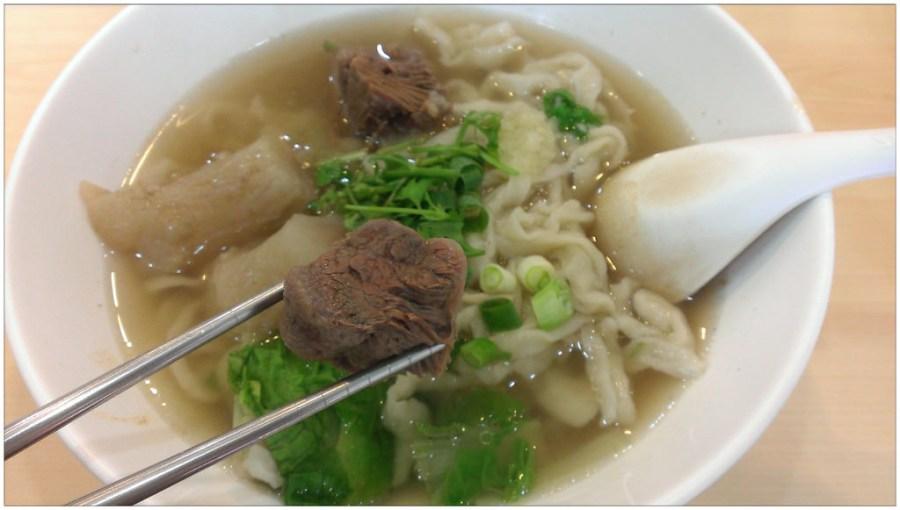 [新竹]孟家牛肉麵-老闆清燉牛肉不好吃免錢–踢小米食記
