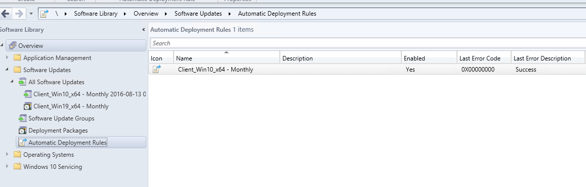 SCCM and Powershell – Maintenance script for software