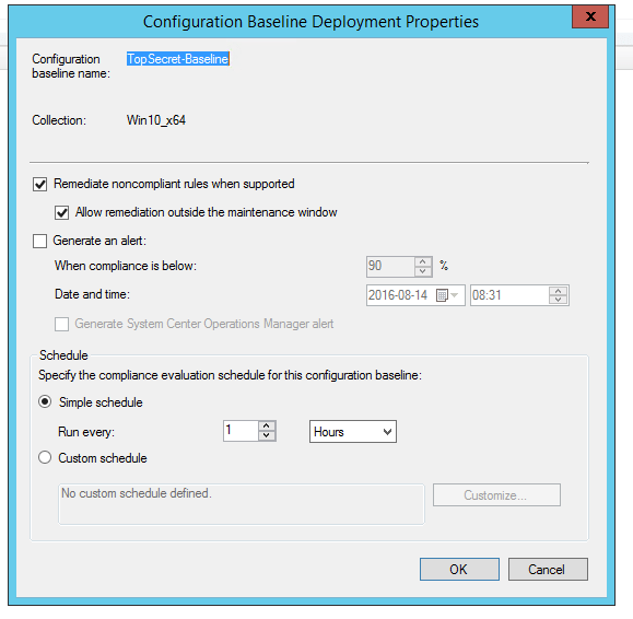 Guide – Configuration Item with Powershell discovery and