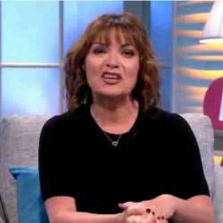 Lorraine Kelly on the telly