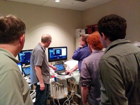 Ultrasound Demonstration