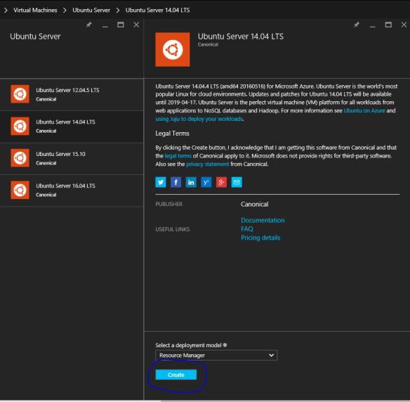 Intro to Ubuntu Virtual Machines on Azure | Timmy Reilly's Blog