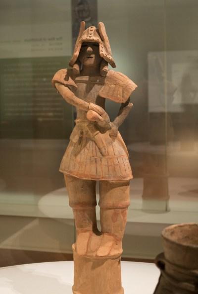 Warrior in Keiko Armor - 6th century