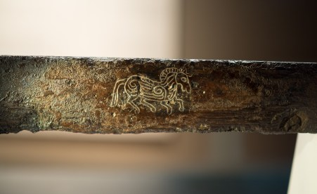 5th century decorated sword