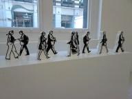 Walking in the City (2013) Julian Opie 3