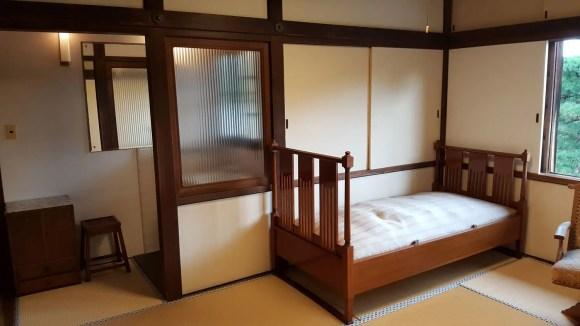 Traditionelles japanisches Zimmer.
