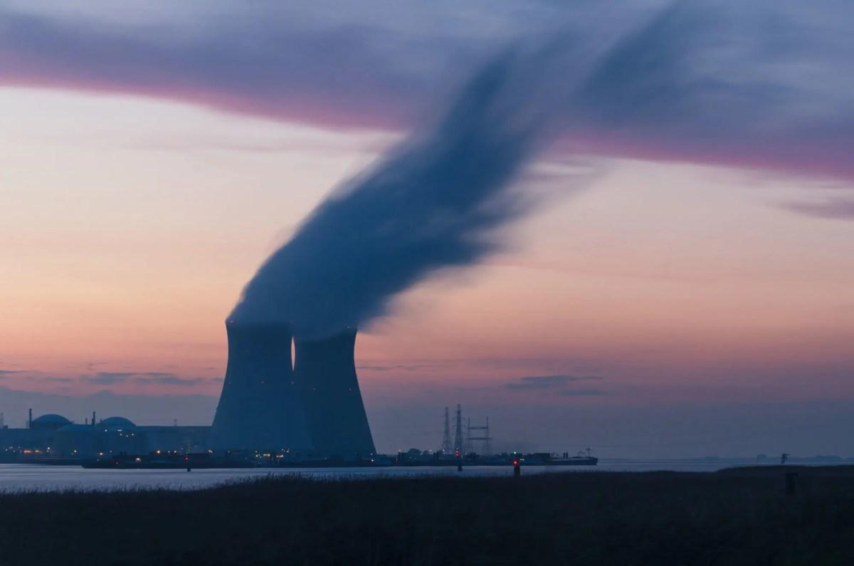 Atomenergie in Japan Titelbild