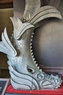 Bild eines Shachi von Burg Himeji
