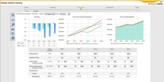 SAP HANA screenshot 1