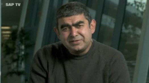 Vishal Sikka on SAP TV