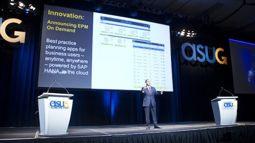 Sanjay Poonen Announcing EPM On Demand