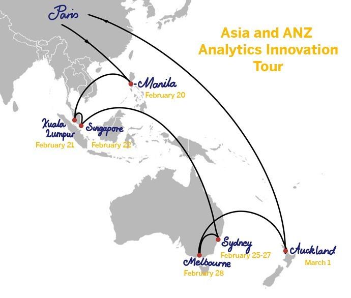 asia anz analytics tour