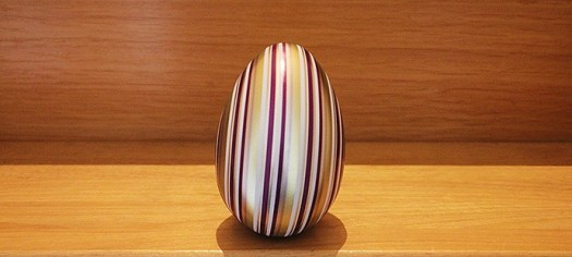 easter egg banner