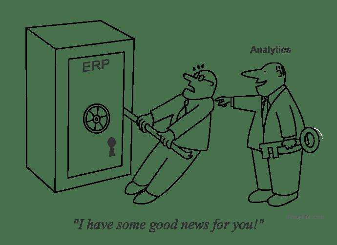 Analytics Cartoons