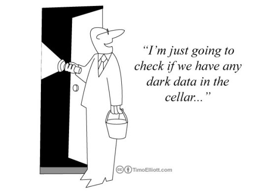 Dark Data in the Cellar