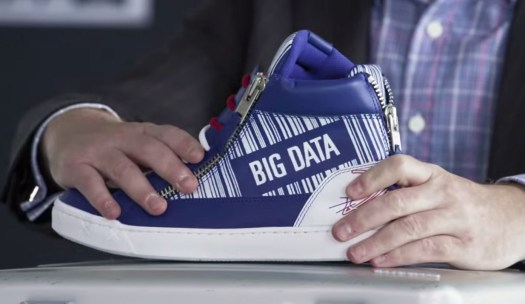 big data shoe