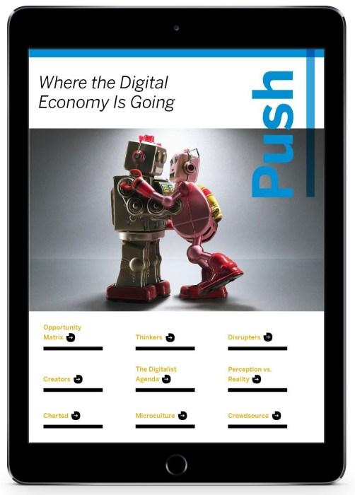 Digitalist Q4 2015 where digital economy is going