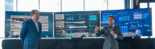 digital dashboard launch sofia