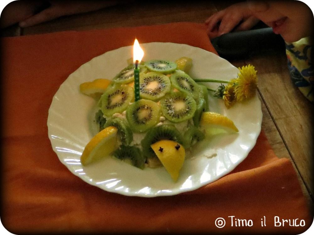 La prima torta di compleanno (3/3)