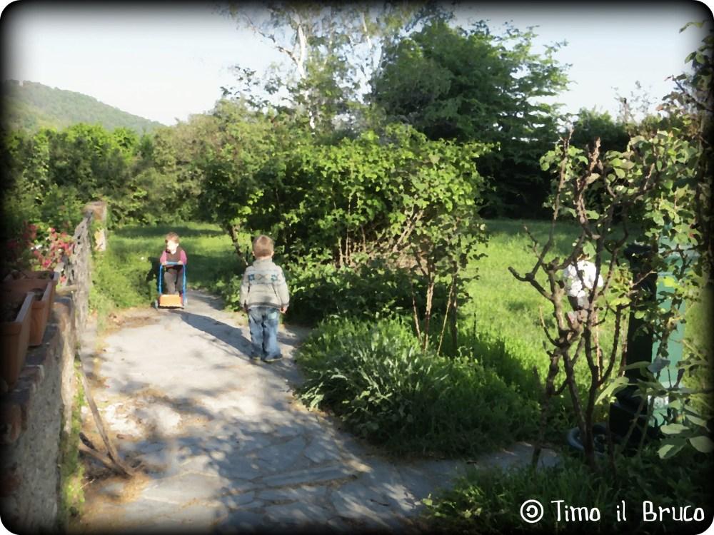L'habitat naturale dei bambini
