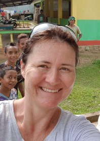Mrs Yvette Young, NSW - Yvette joined a team in 2017. She adores the people and the food in Timor, especially the chilli!