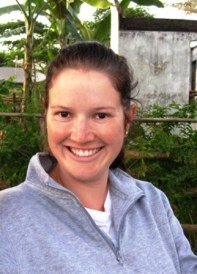 Ms Melanie Ware, NSW - Mel joined the program in 2008 and participated in 3 teams. Bubbly and hardworking, she contributed to the program's infection control protocols. The locals call her Melaneeay. She is getting married in Nov.