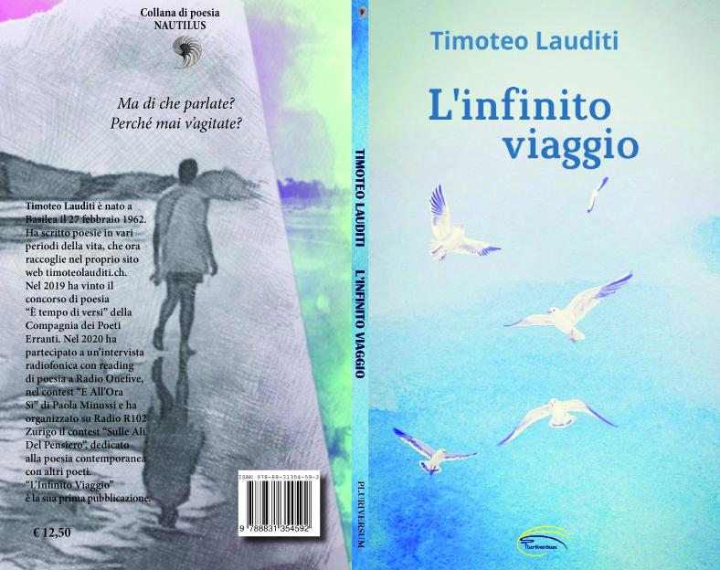 L'INFINITO VIAGGIO – libro ISBN 978-88-31354-59-2
