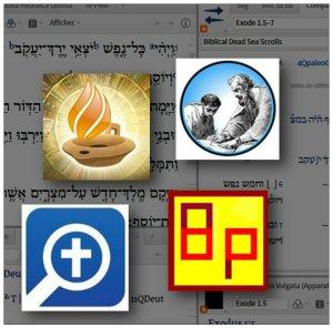 logiciels bibliques