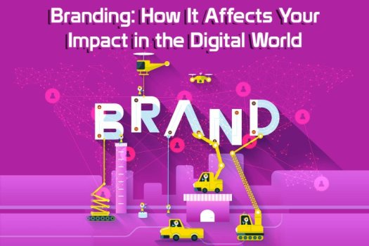 SEO & Digital Marketing Consultant in Singapore sharing knowledge about How Branding Affects Your Impact In the Digital World