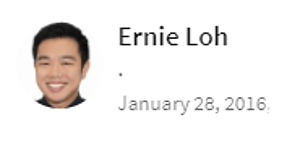 Digital Marketing Consultant Singapore - Testimonial - By Ernie Loh