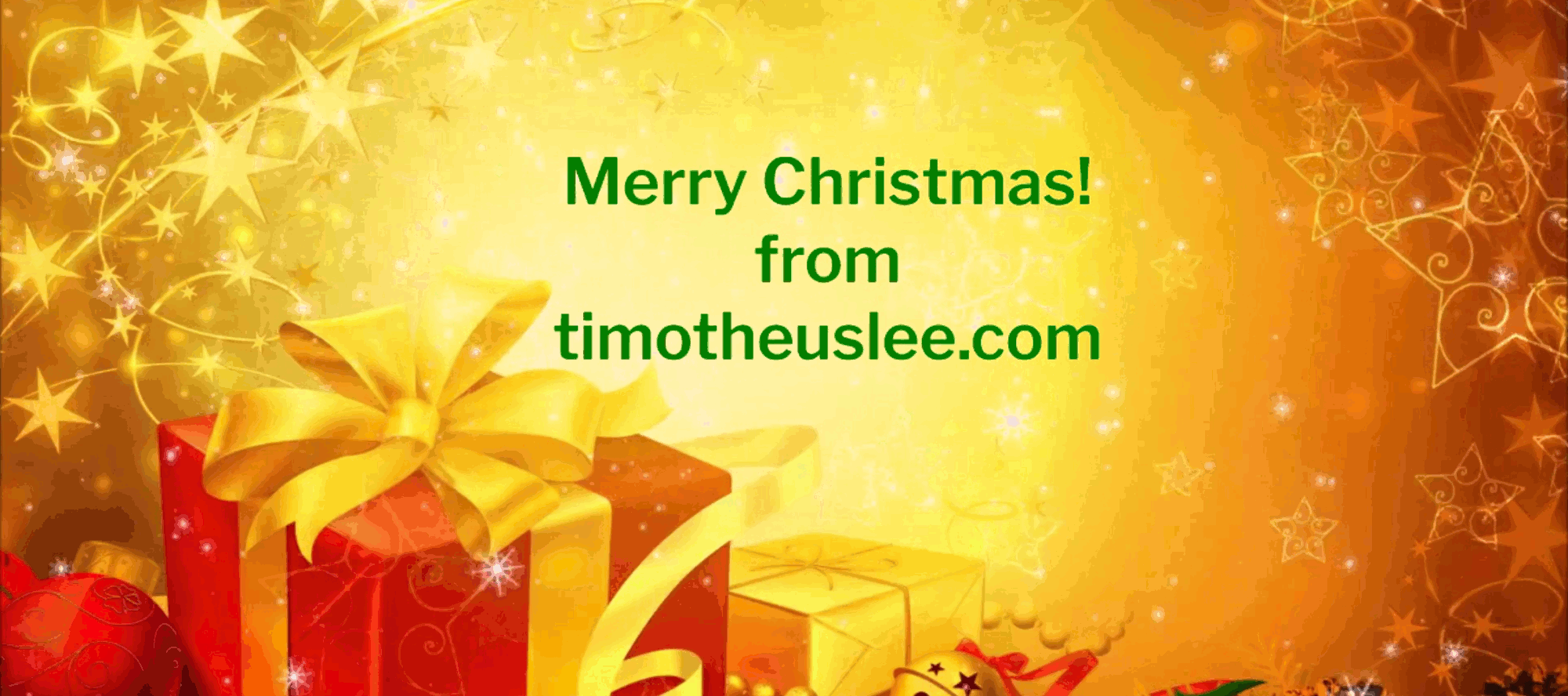 Digital Marketing Consultant Singapore Wishes Everyone Merry Christmas header