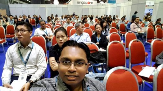 Audience at Seamless Asia 2017 - Seamless University