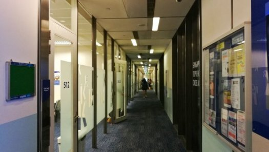Halls of Learning