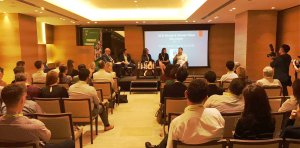 Timotheus Sharing Digital Marketing Trends of 2018 at UCD Alumni Panel of Experts - header