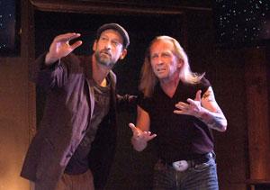 Troy Kotsur and Paul Raci