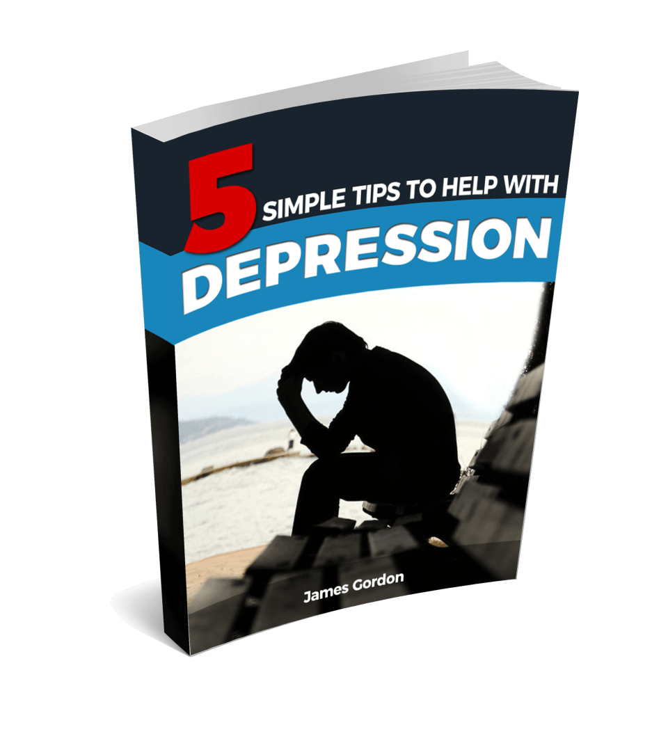 5 simple steps to help with depression
