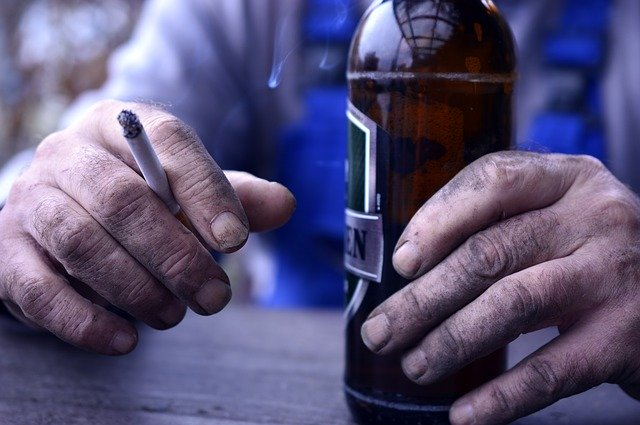 stop drinking and smoking to improve IQ