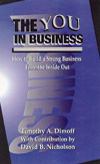 The You in Business by Timothy Dimoff, books