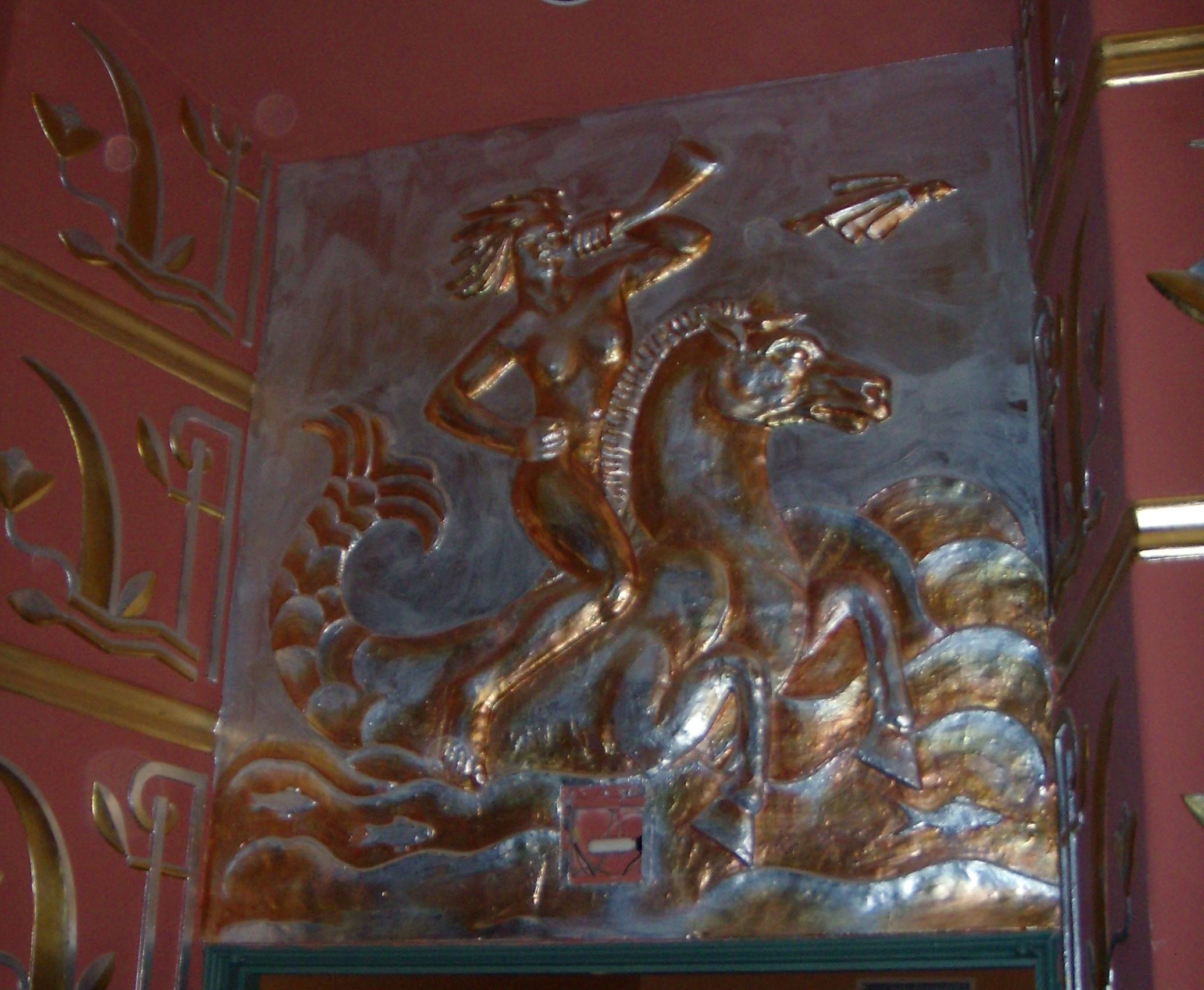 ADSF25a Alameda Seahorse
