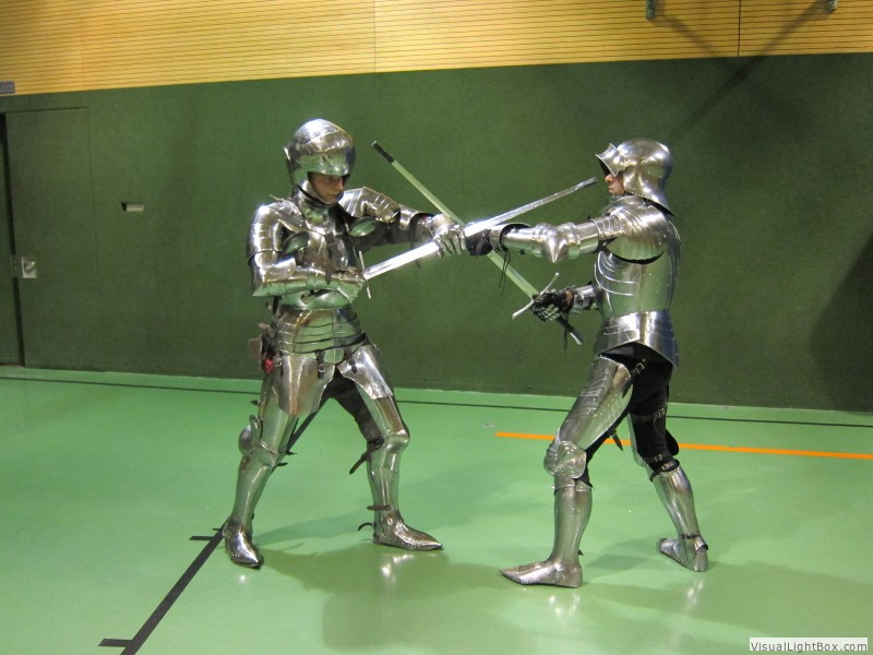 historical full plate armor in the middle ages