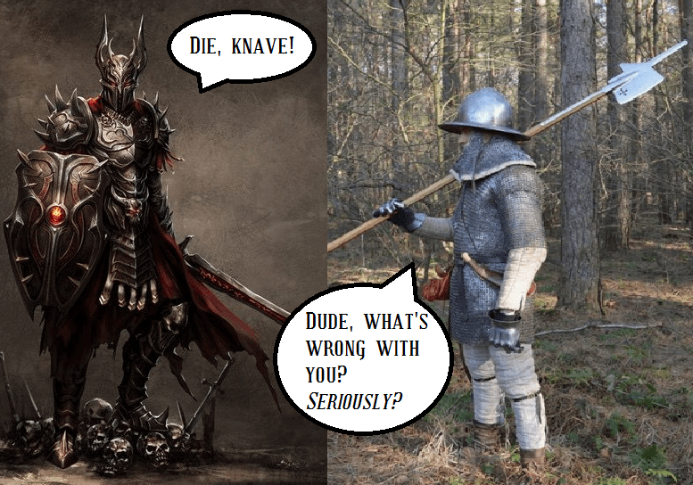 Why Fantasy Armor is Unrealistic | Leather & Spikes Galore!