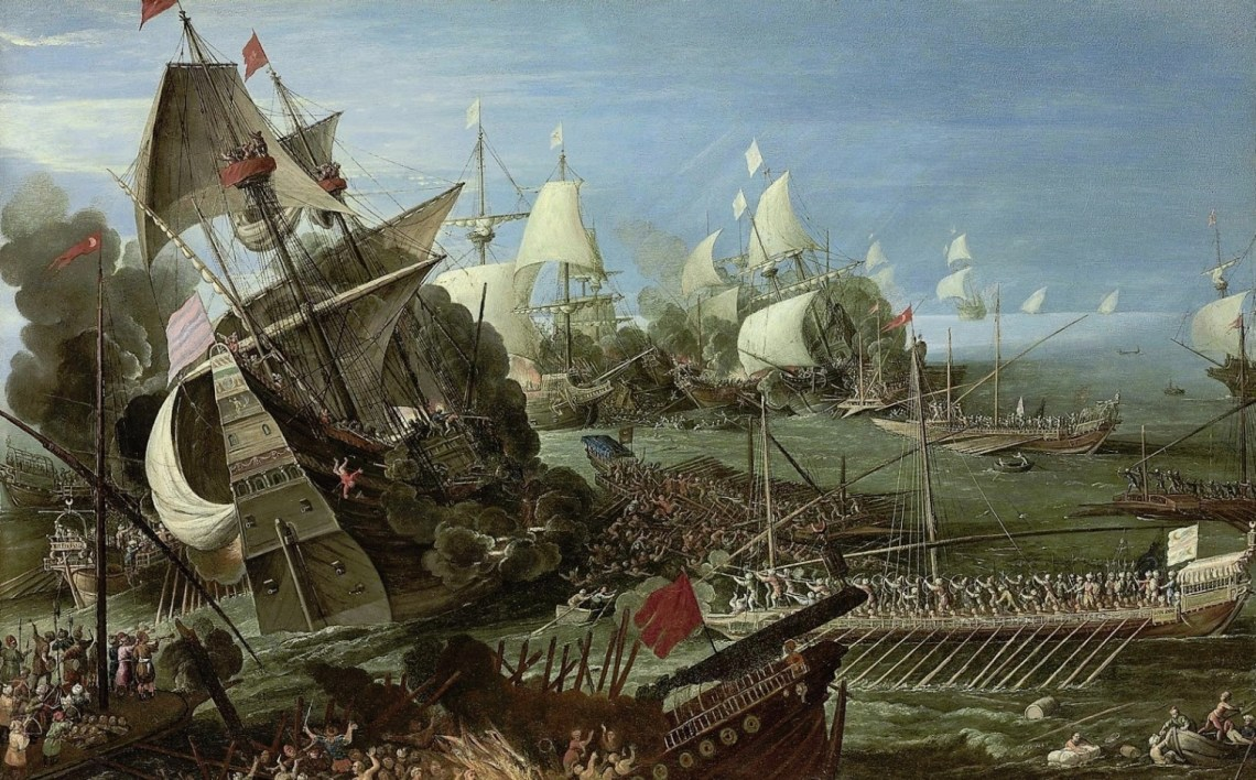 realistic naval warfare in fantasy