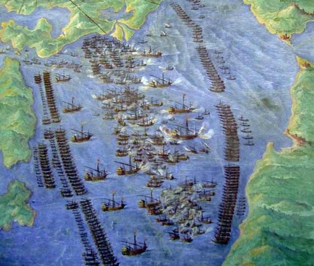medieval naval warfare